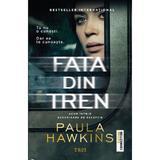 Fata din tren - Paula Hawkins, editura Trei
