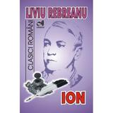 Ion - Liviu Rebreanu, editura Andreas