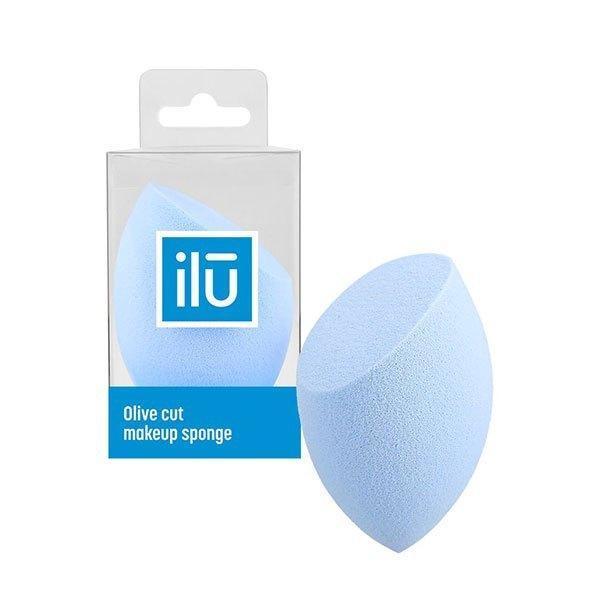 Burete pentru aplicarea machiajului Blue - ILU imagine produs
