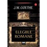 Elegiile romane + cd - J.W. Goethe, editura Ideea Europeana
