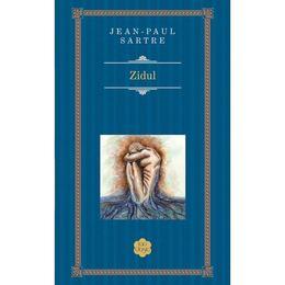 Zidul - Jean-Paul Sartre, editura Rao