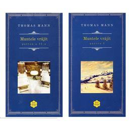 Muntele vrajit - Thomas Mann (Rao clasic), editura Rao