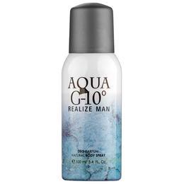 Deodorant Spray Aqua G10 Florgarden, Barbati, 100ml