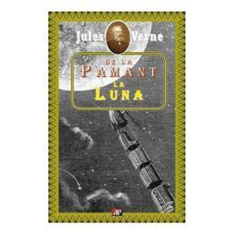 De la pamant la luna - Jules Verne, editura Aldo Press