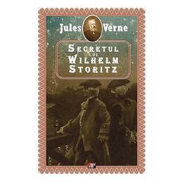 Secretul lui Wilhelm Storitz - Jules Verne, editura Aldo Press