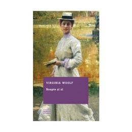Noapte si zi - Virginia Woolf, editura Litera