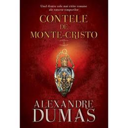 Contele de Monte-Cristo vol.3 - Alexandre Dumas, editura Litera