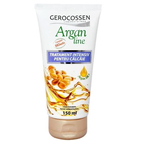 Tratament Intensiv pentru Calcaie Argan Line Gerocossen, 150 ml poza