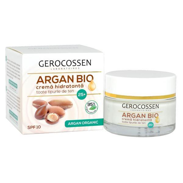 Crema Hidratanta 25+ Argan Bio Gerocossen, 50 ml poza