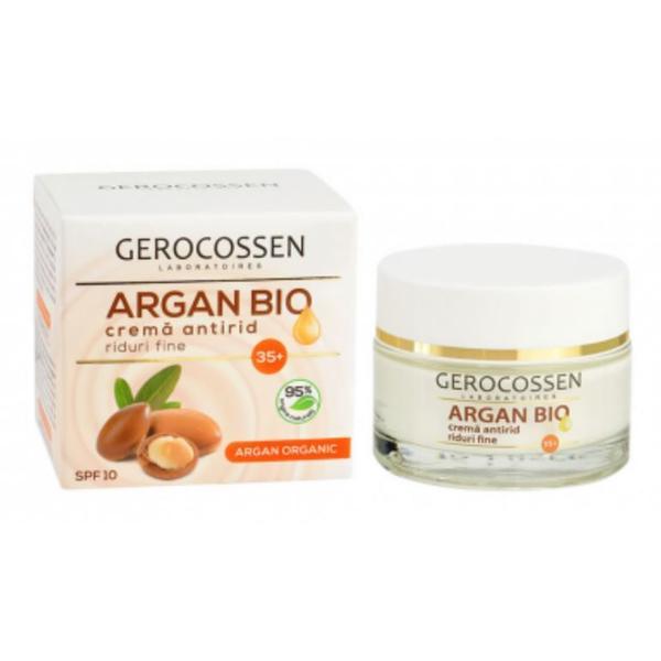 Crema Antirid 35+ Argan Bio Gerocossen, 50 ml poza