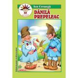 Danila Prepeleac. Carte de citit si colorat - Ion Creanga, editura Andreas