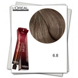 Vopsea Permanenta - L'Oreal Professionnel Majirel Ionene G Incell 6.8 blond inchis mocha