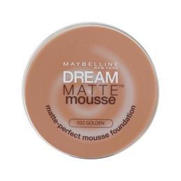Fond De Ten Maybelline NY Dream Matte Mousse – Golden, 10 g de la esteto.ro