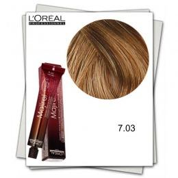Vopsea Permanenta - L'Oreal Professionnel Majirel Ionene G Incell 7.03 blond auriu