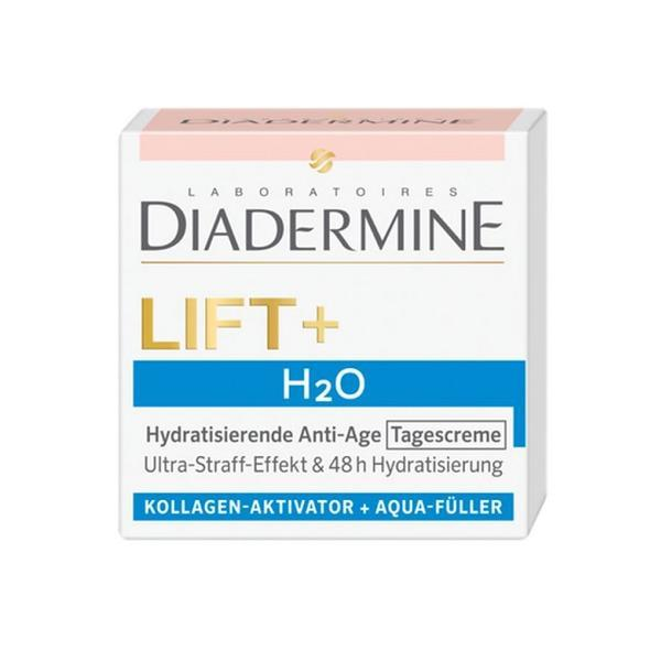 Crema de zi diadermine h2o, 50 ml