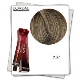 Vopsea Permanenta - L'Oreal Professionnel Majirel Ionene G Incell 7.31 blond auriu cenusiu