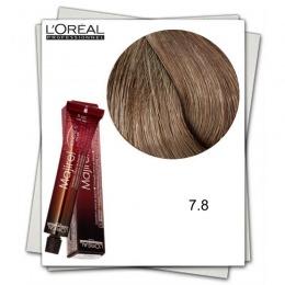 Vopsea Permanenta - L'Oreal Professionnel Majirel Ionene G Incell 7.8 blond mediu mocha