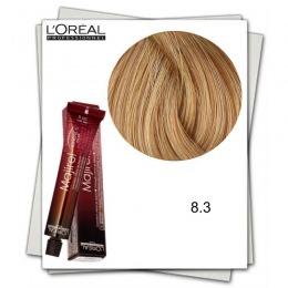 Vopsea Permanenta - L'Oreal Professionnel Majirel Ionene G Incell 8.3 blond deschis auriu