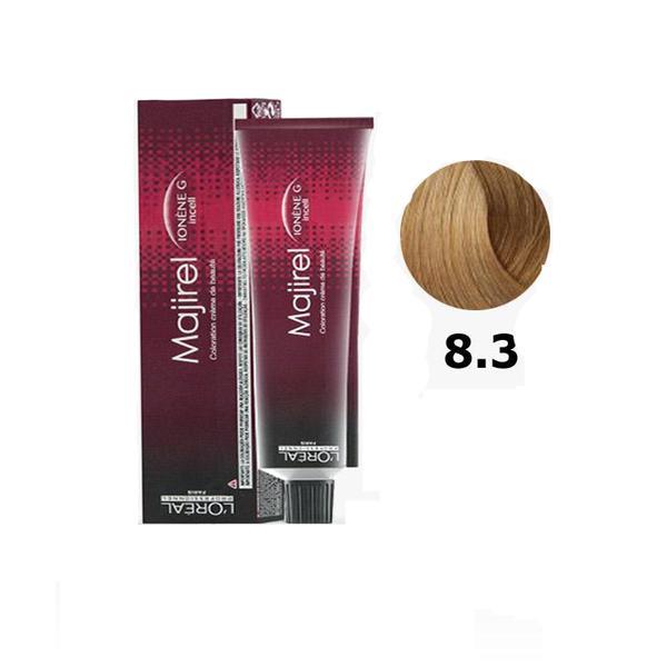 Vopsea Permanenta - L'Oreal Professionnel Majirel Ionene G Incell 8.3 blond deschis auriu poza