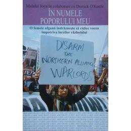 In numele poporului meu - Malalai Joya, Derrick O Keefe, editura All
