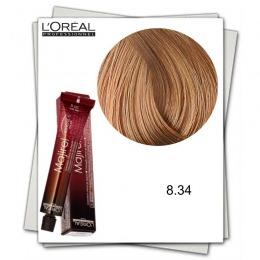 Vopsea Permanenta - L'Oreal Professionnel Majirel Ionene G Incell 8.34 blond deschis auriu aramiu