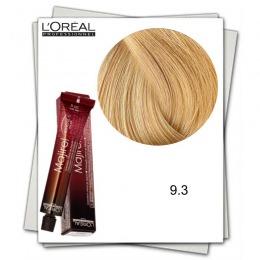 Vopsea Permanenta - L'Oreal Professionnel Majirel Ionene G Incell 9.3 blond foarte deschis auriu