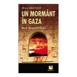 Un mormant in gaza - Matt Beynon Rees, editura Niculescu