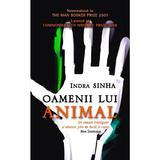 Oamenii lui animal - Indra Sinha, editura Rao