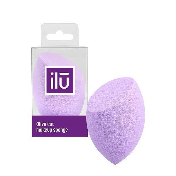 Burete pentru aplicarea machiajului Purple ILU imagine produs