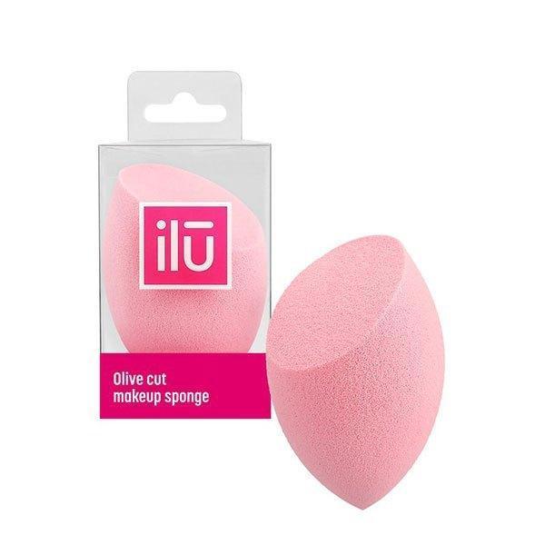 Burete pentru aplicarea machiajului Pink ILU imagine produs