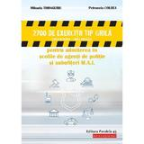 2700 de exercitii tip grila pentru admiterea in scolile de agenti de politie si subofiteri - Mihaela Timingeriu, editura Paralela 45