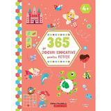 365 de jocuri educative pentru fetite 4 ani+, editura Paralela 45