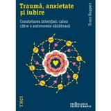 Trauma, anxietate si iubire - Franz Ruppert, editura Trei