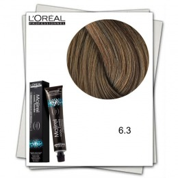 Vopsea Permanenta - L'Oreal Professionnel Majirel Cool Cover 6.3