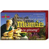 Extract Purificat de Rasina Mumie cu Ginseng Damar General, 30 tablete