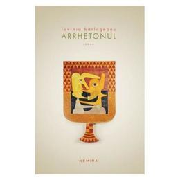 Arrhetonul - Lavinia Barlogeanu, editura Nemira