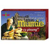 Extract Purificat de Rasina Mumie cu Ginseng Damar General, 60 tablete