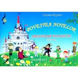 Povestea notelor. Abecedar pianistic Ed.3 - Octavia Popescu, editura Grafoart