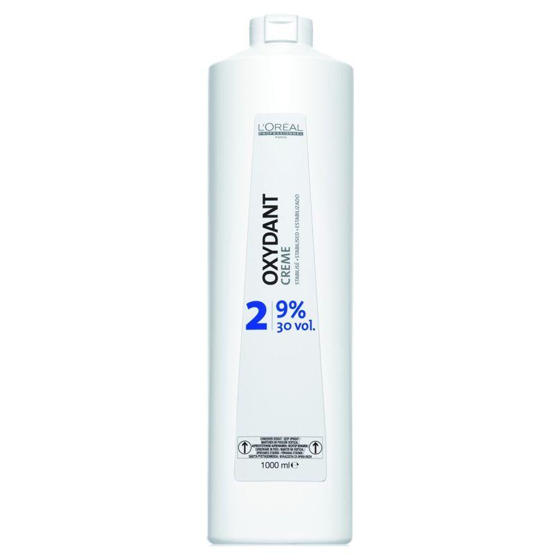 Oxidant 9 % - L'Oreal Professionnel Oxydant Creme 30 vol 1000 ml imagine produs