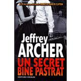 Un secret bine pastrat - Jeffrey Archer, editura Vivaldi