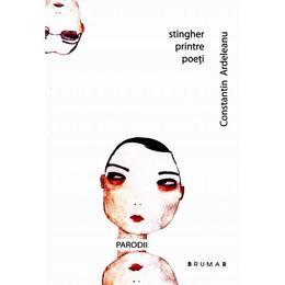 Stingher printre poeti - Constantin Ardelean, editura Brumar