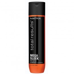 Balsam pentru Netezire - Matrix Total Results Mega Sleek Conditioner 300 ml