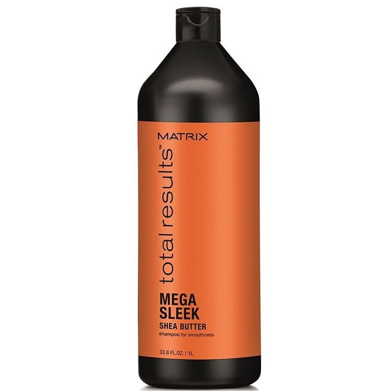 Sampon pentru Netezire - Matrix Total Results Mega Sleek Shampoo 1000 ml imagine