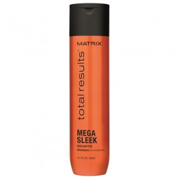 Sampon pentru Netezire – Matrix Total Results Mega Sleek Shampoo 300 ml de la esteto.ro