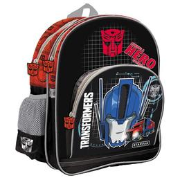 Ghiozdan Transformers, mediu, pentru scoala, 38x30x17 cm