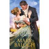 Inima mea iti apartine - Mary Balogh, editura Lira
