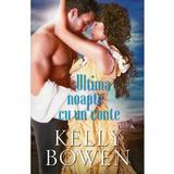 Ultima noapte cu un conte - Kelly Bowen, editura Alma
