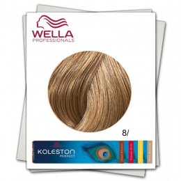 Vopsea Permanenta - Wella Professionals Koleston Perfect nuanta 8/ blond deschis pur