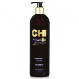 Sampon cu Ulei de Argan - CHI Farouk Argan Oil Plus Moringa Oil Shampoo 739 ml