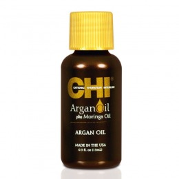 Ser cu Ulei de Argan - CHI Farouk Argan Oil Plus Moringa Oil Serum 15 ml